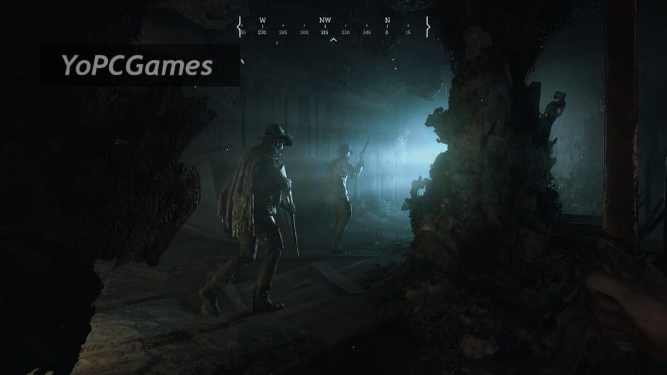 hunt: showdown screenshot 1