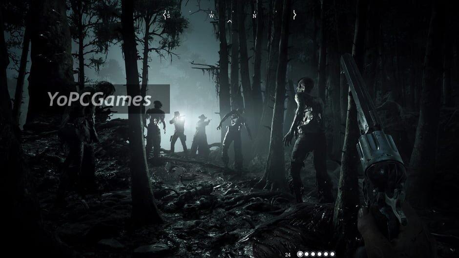 hunt: showdown screenshot 5