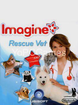 imagine: rescue vet pc game