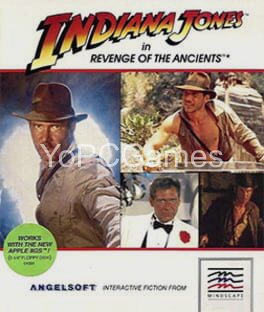 indiana jones in revenge of the ancients for pc