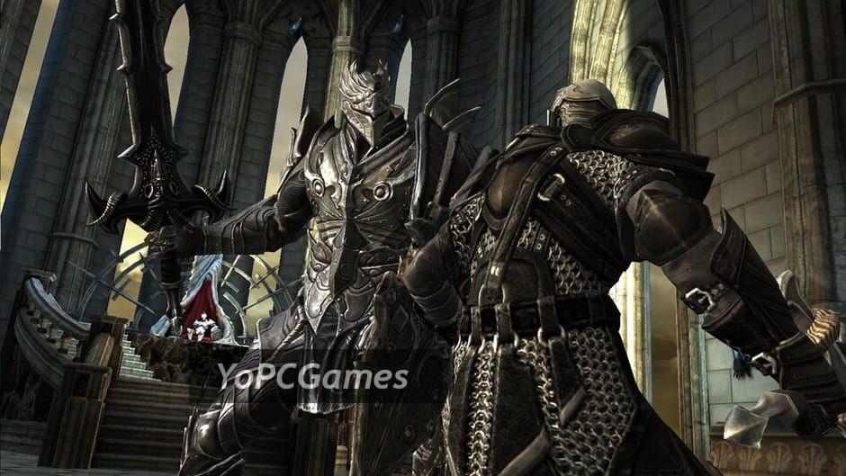 infinity blade screenshot 1
