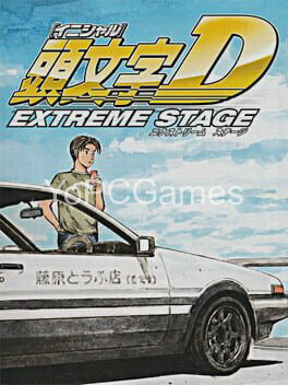 initial d extreme stage cover