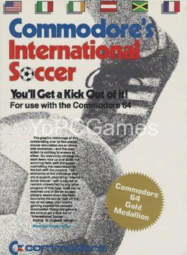 international soccer game