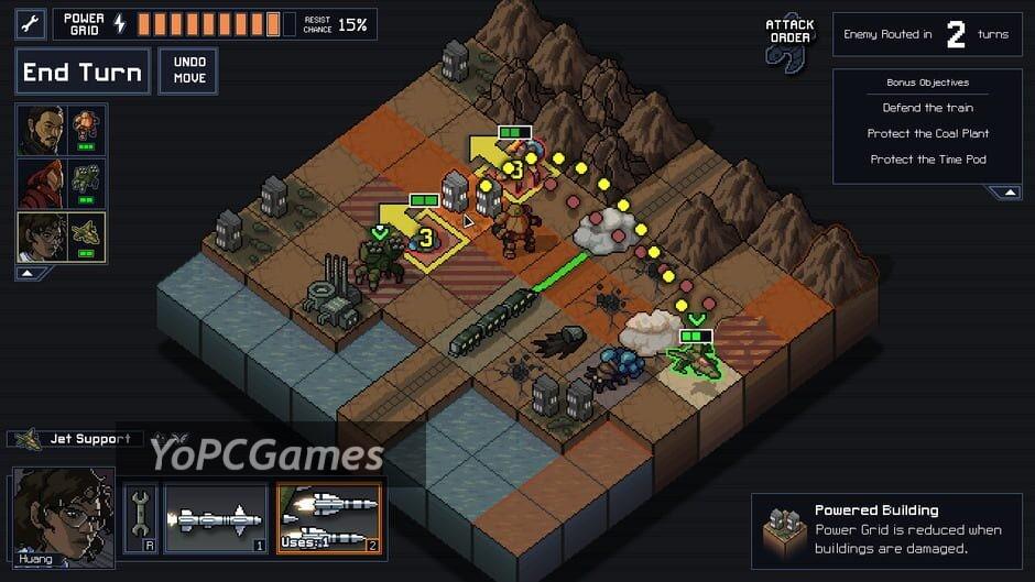 into the breach screenshot 1