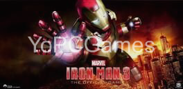 iron man 3: the official game poster