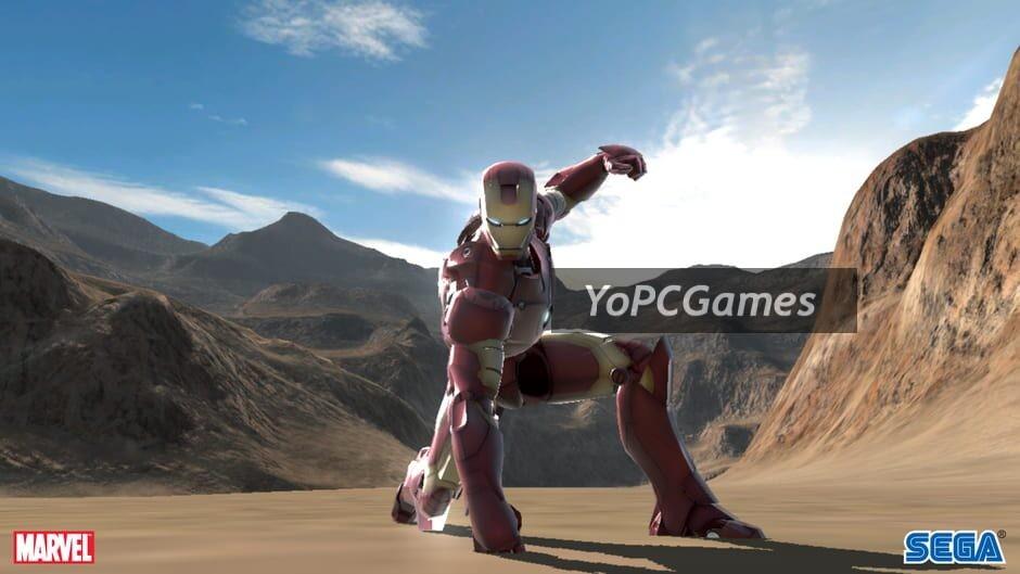 iron man screenshot 2
