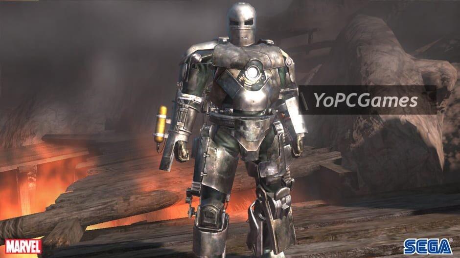 iron man screenshot 3