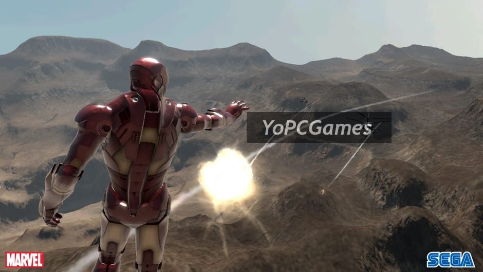 iron man screenshot 5