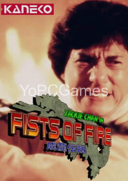 jackie chan in fists of fire pc