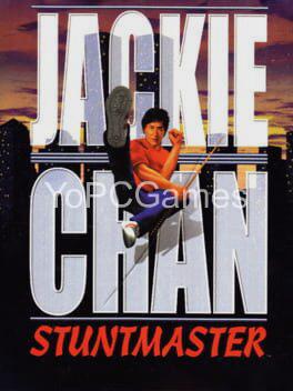 jackie chan: stuntmaster game