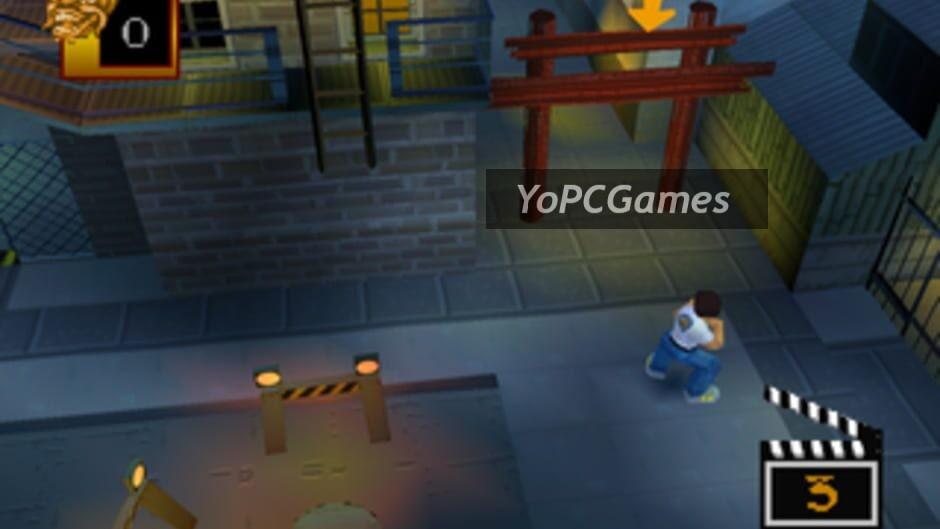 jackie chan: stuntmaster screenshot 3