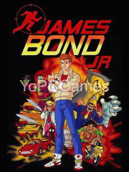 james bond jr. pc game