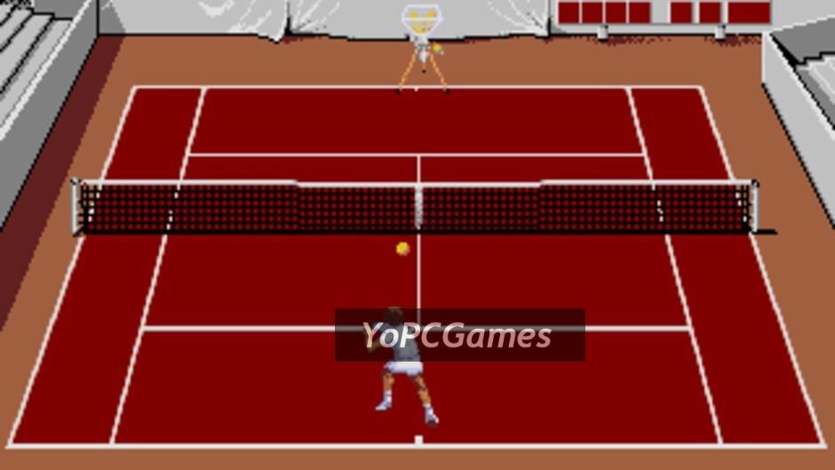 jimmy connors pro tennis tour screenshot 2