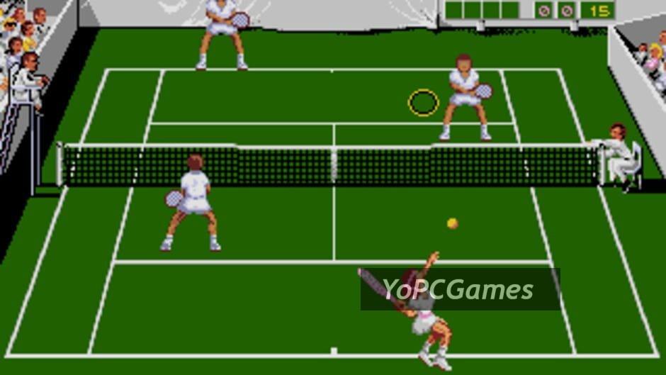 jimmy connors pro tennis tour screenshot 3