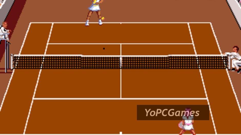 jimmy connors pro tennis tour screenshot 4
