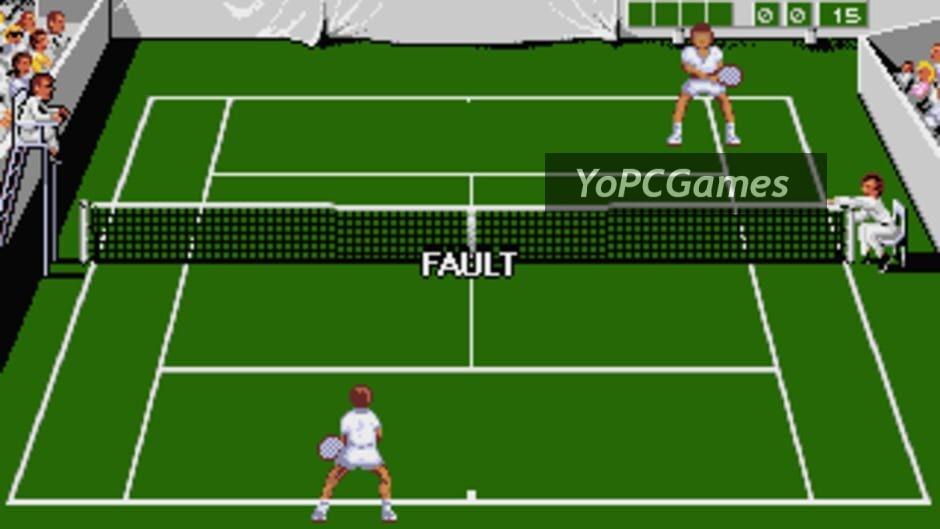 jimmy connors pro tennis tour screenshot 5