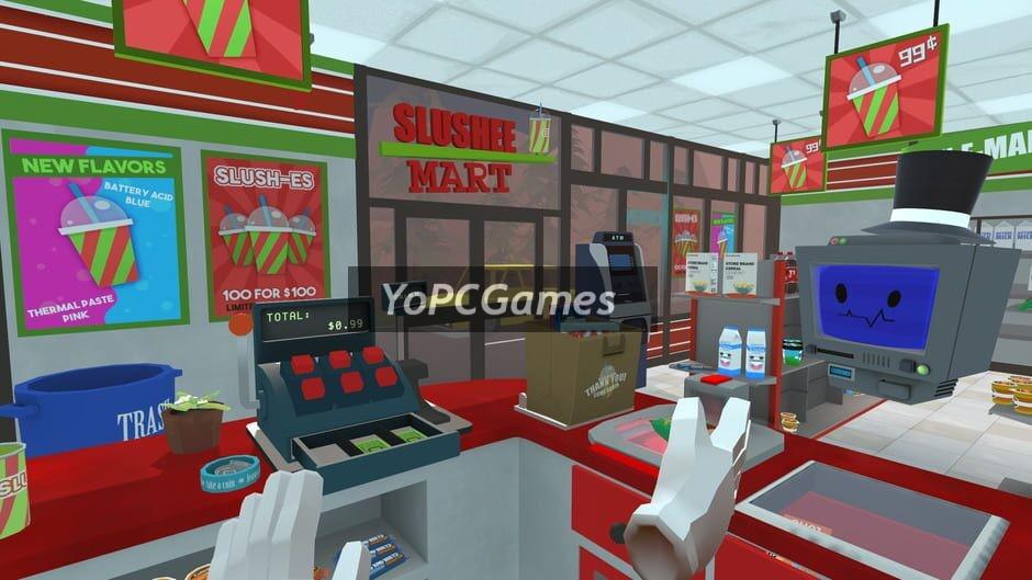 job simulator: the 2050 archives screenshot 2