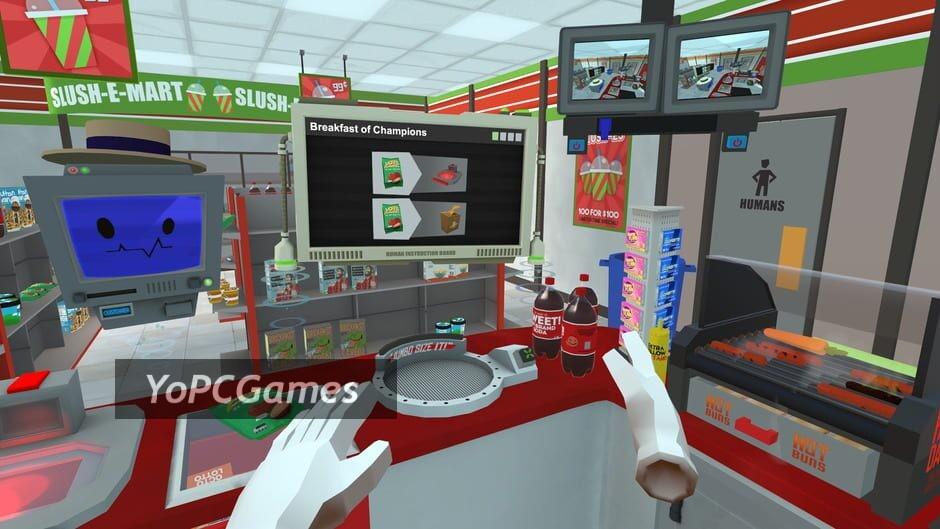 job simulator: the 2050 archives screenshot 3