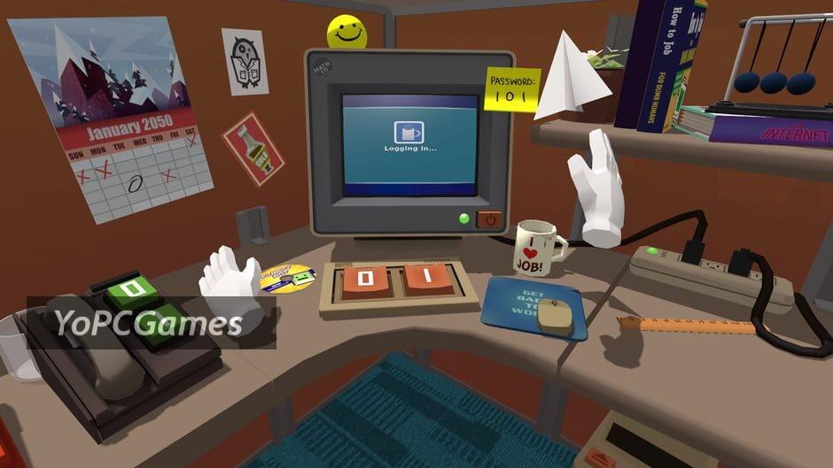 job simulator: the 2050 archives screenshot 4