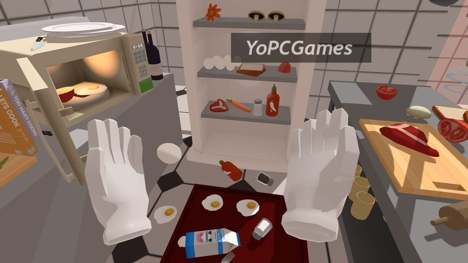 job simulator: the 2050 archives screenshot 5