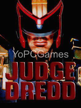 judge dredd pc game