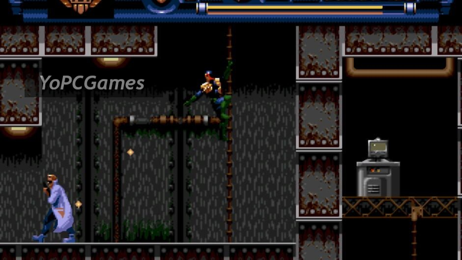 judge dredd screenshot 1