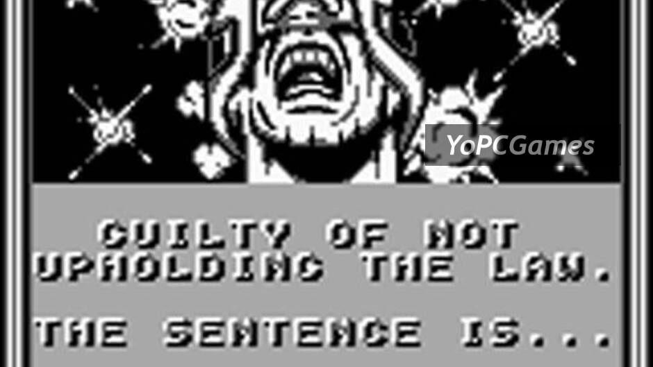 judge dredd screenshot 5