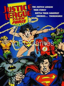justice league task force pc game