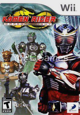 kamen rider: dragon knight cover