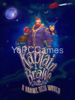 kaptain brawe: a brawe new world pc game