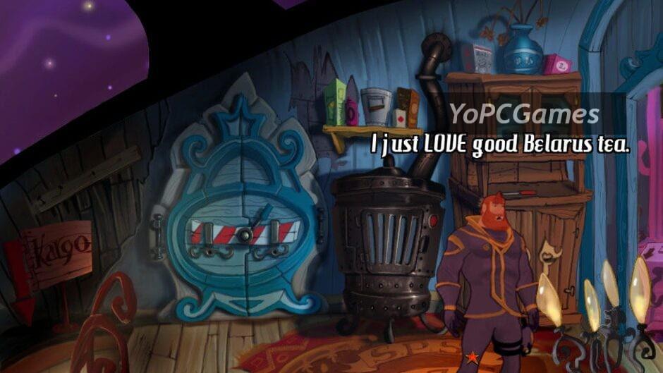 kaptain brawe: a brawe new world screenshot 2