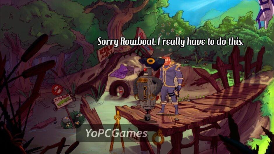 kaptain brawe: a brawe new world screenshot 3