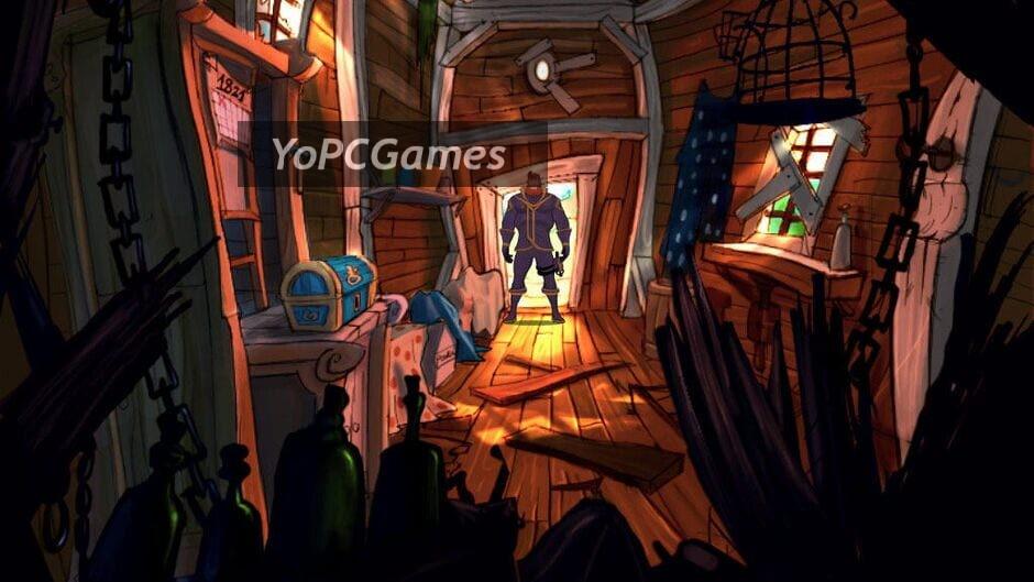kaptain brawe: a brawe new world screenshot 4
