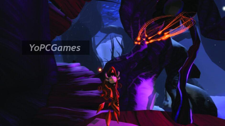 karmaflow: the rock opera videogame screenshot 5