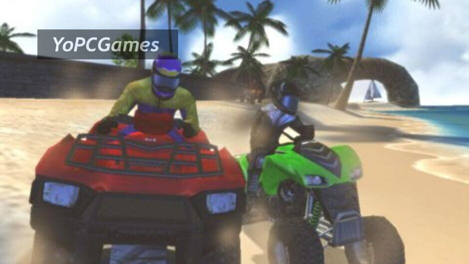 kawasaki quad bikes screenshot 1