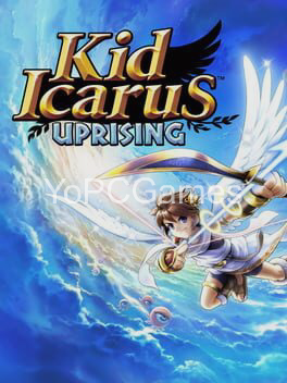 kid icarus: uprising poster