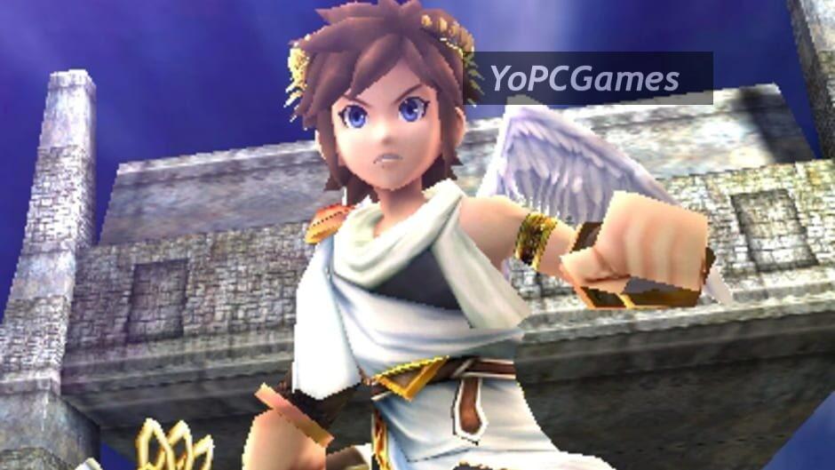 kid icarus: uprising screenshot 1
