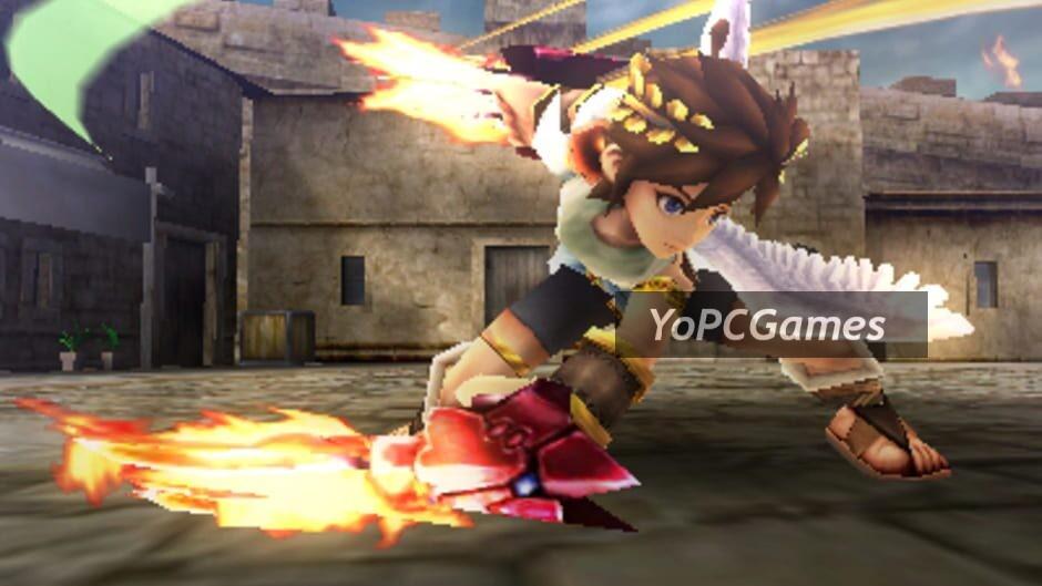kid icarus: uprising screenshot 2