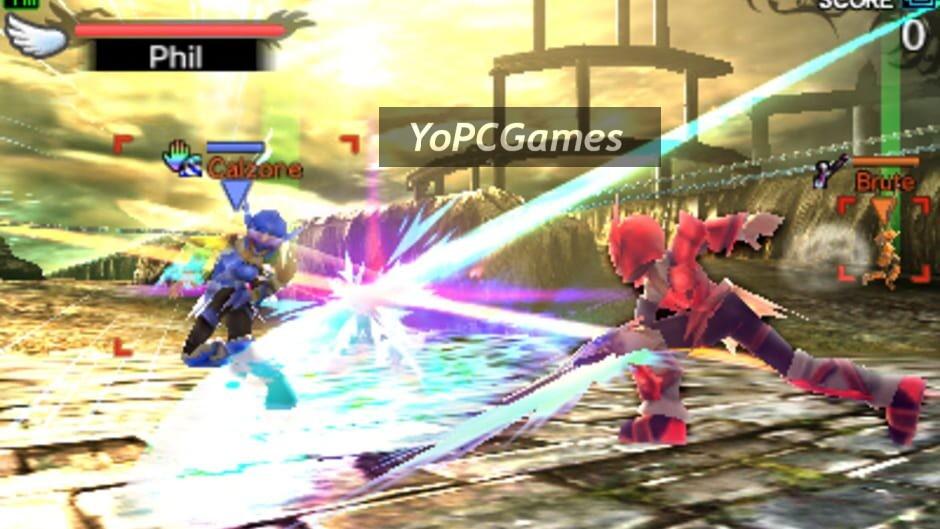 kid icarus: uprising screenshot 3