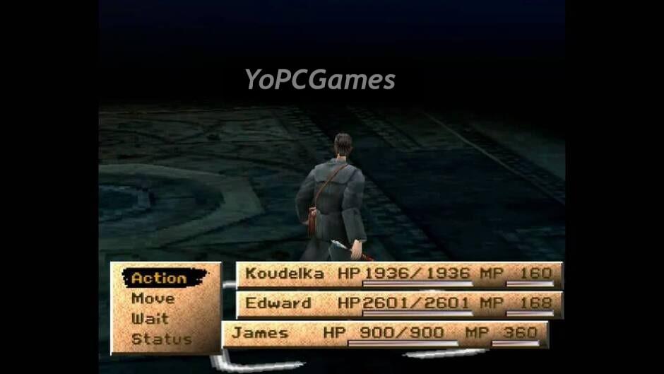 koudelka screenshot 5