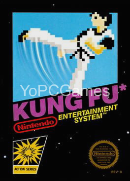 kung-fu master pc