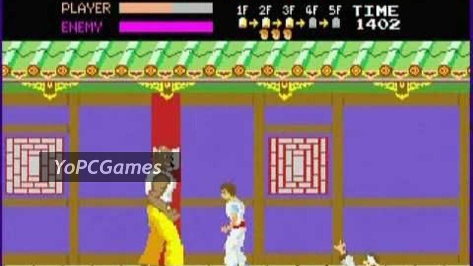 kung-fu master screenshot 2