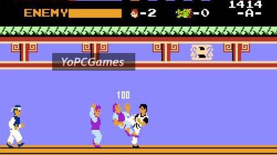 kung-fu master screenshot 3