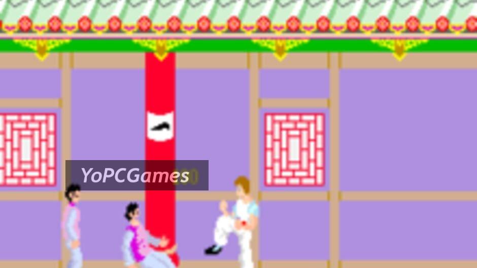 kung-fu master screenshot 4