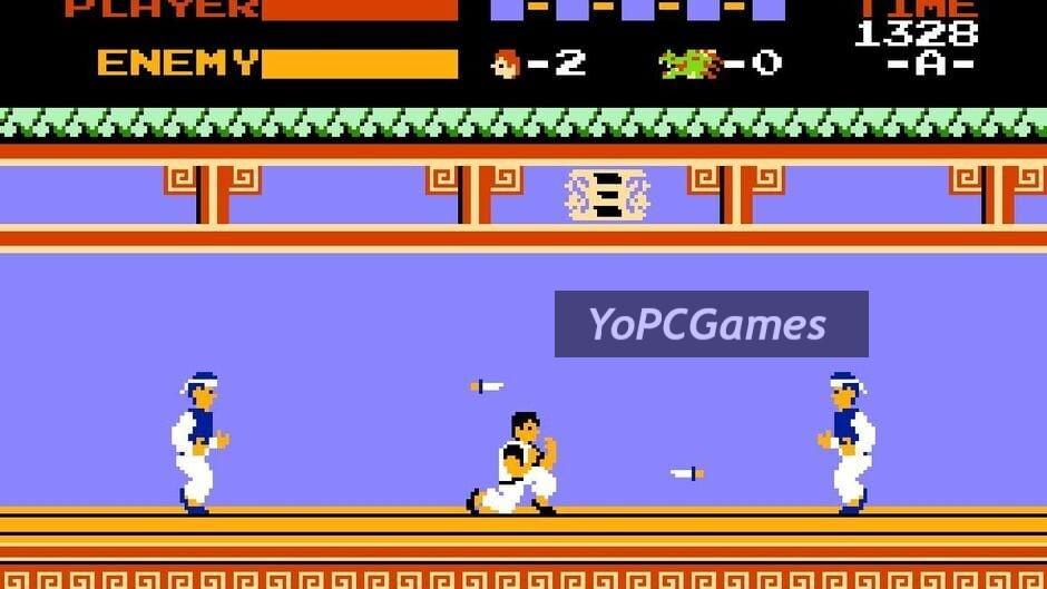 kung-fu master screenshot 5
