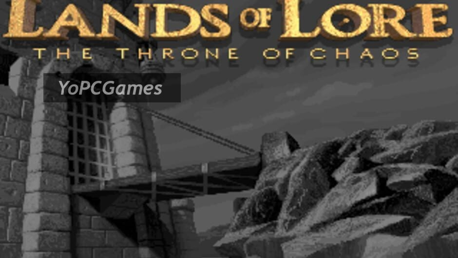 lands of lore: the throne of chaos screenshot 2