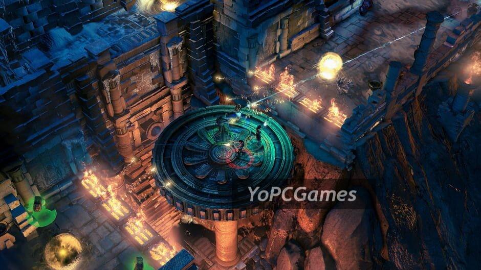 lara croft and the temple of osiris screenshot 2
