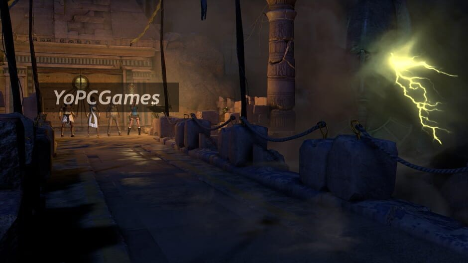 lara croft and the temple of osiris screenshot 3