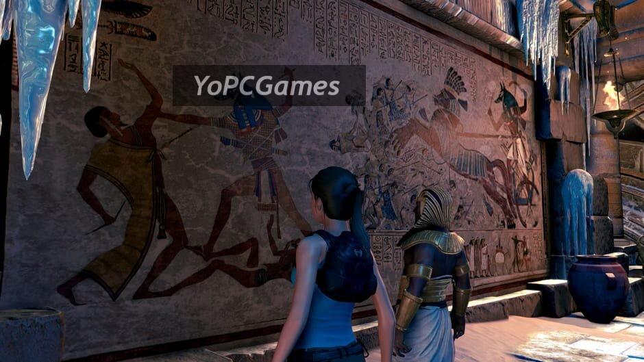 lara croft and the temple of osiris screenshot 5
