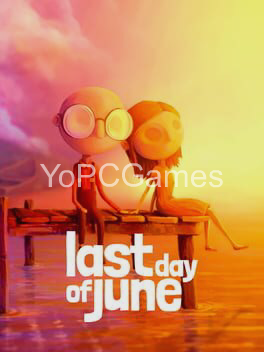 last day of june poster